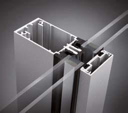 Thermally-Broken Curtain Walls