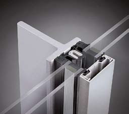 an example of a THERM+ S-I Steel system