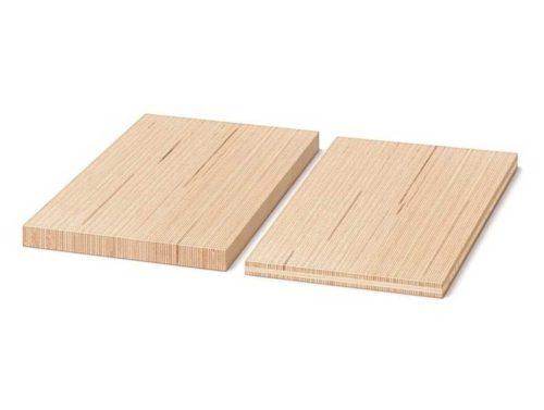 Baubuche Timber Flooring – 2.2m Element